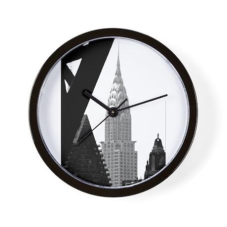 Chrysler No.png Wall Clock