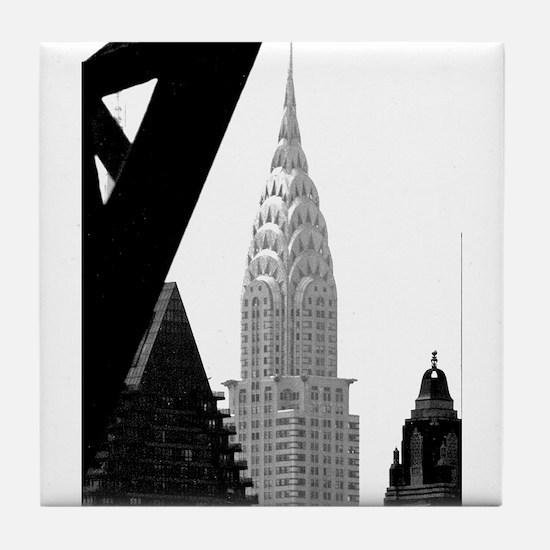 Chrysler No.png Tile Coaster