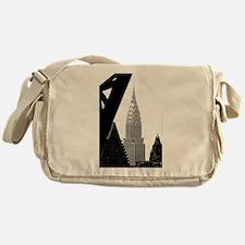 Chrysler No.png Messenger Bag