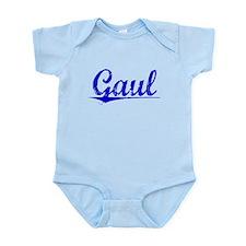 Gaul, Blue, Aged Infant Bodysuit