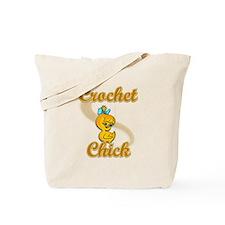Crochet Chick #2 Tote Bag
