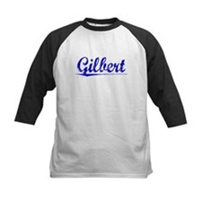 Gilbert, Blue, Aged Tee