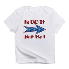 Funny Twin Infant T-Shirt