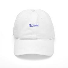 Greenlee, Blue, Aged Baseball Cap