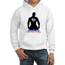 Body of a Man, Soul of a Pony Hoodie