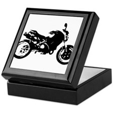 ducati monster Keepsake Box