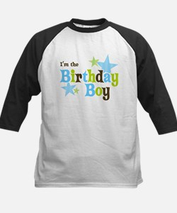 Birthday Boy Baseball Jersey