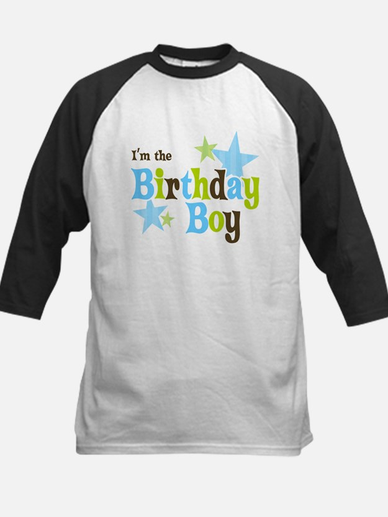 Birthday Boy Baseball Jersey