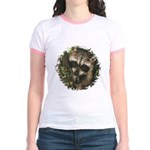 Baby Raccoon Jr. Ringer T-Shirt