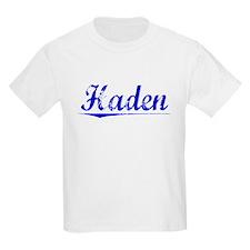 Haden, Blue, Aged T-Shirt
