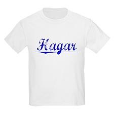 Hagar, Blue, Aged T-Shirt