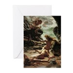 Storm Nymphs Greeting Cards (Pk of 20)