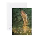 Midsummer Eve Greeting Cards (Pk of 10)