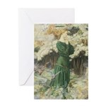 The Lovers World Greeting Card