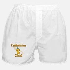 Esthetician Chick #2 Boxer Shorts