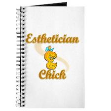 Esthetician Chick #2 Journal