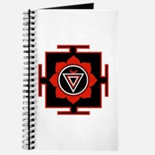 Goddess Kali Yantra Journal