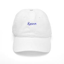 Hauser, Blue, Aged Baseball Cap