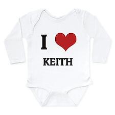 Cute Keith urban Long Sleeve Infant Bodysuit