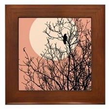 MOON Framed Tile