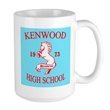 1973 KHS BRONCO Mug