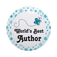 Author Gift Ornament (Round)