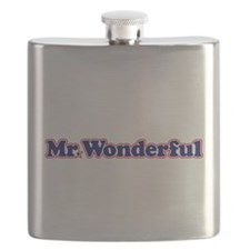 Mr. Wonderful Flask