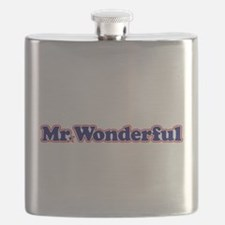 Mr. Wonderful Flask