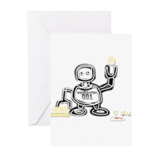 eggbeater Greeting Cards (Pk of 10)