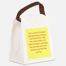 laotzu1121.png Canvas Lunch Bag