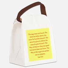 laotzu1142.png Canvas Lunch Bag