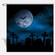 ALL HALLOWS EVE Shower Curtain