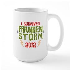 I Survived Frankenstorm Mug