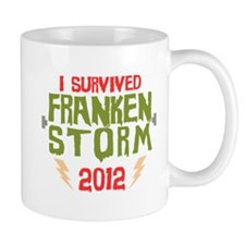 I Survived Frankenstorm Mug