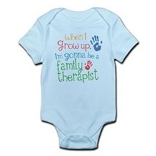 Future Family Therapist Infant Bodysuit