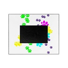 Pawprints Picture Frame