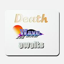 Deathwave Mousepad