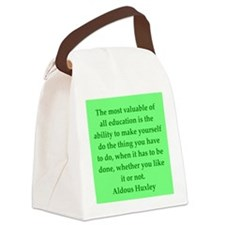 aldous7.png Canvas Lunch Bag