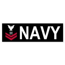 Navy BM2<BR> Bumper Bumper Sticker