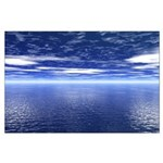 Large Waterscape Poster