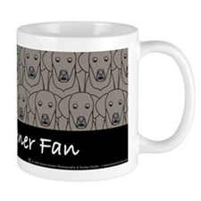 Weimaraner Fan Small Mug