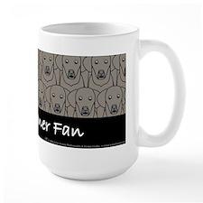 Weimaraner Fan Mug