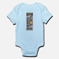 elevator Infant Bodysuit