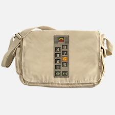 elevator Messenger Bag
