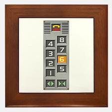 elevator Framed Tile