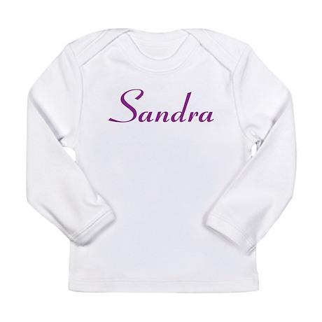 Sandra Center Long Sleeve Infant T-Shirt