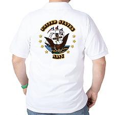 Navy - Command At Sea T-Shirt