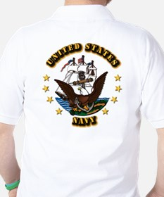 Navy - Command At Sea T-Shirt
