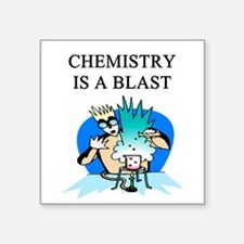 funny chemistry experiment gifts t-shirts Square S