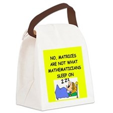 MATH13.png Canvas Lunch Bag